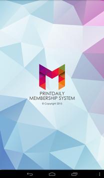 PD Membership (Merchant) apk screenshot