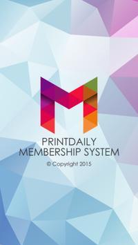 PD Membership (Merchant) poster