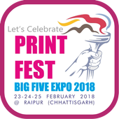 Print Fest Big Five Expo 2018 icon