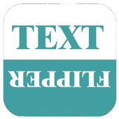 Text Flipper icon