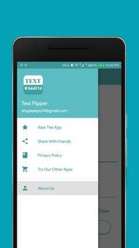 Text Flipper screenshot 3