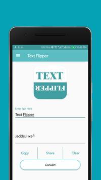 Text Flipper screenshot 1