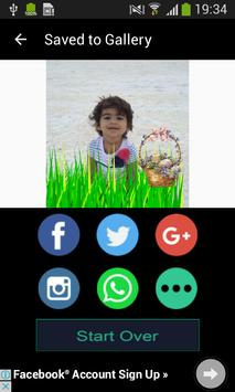 Happy Easter Stickers & Editor apk screenshot