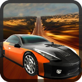 Highway Car 3D icon