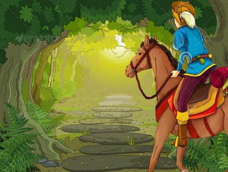 Prince adventure forest apk screenshot