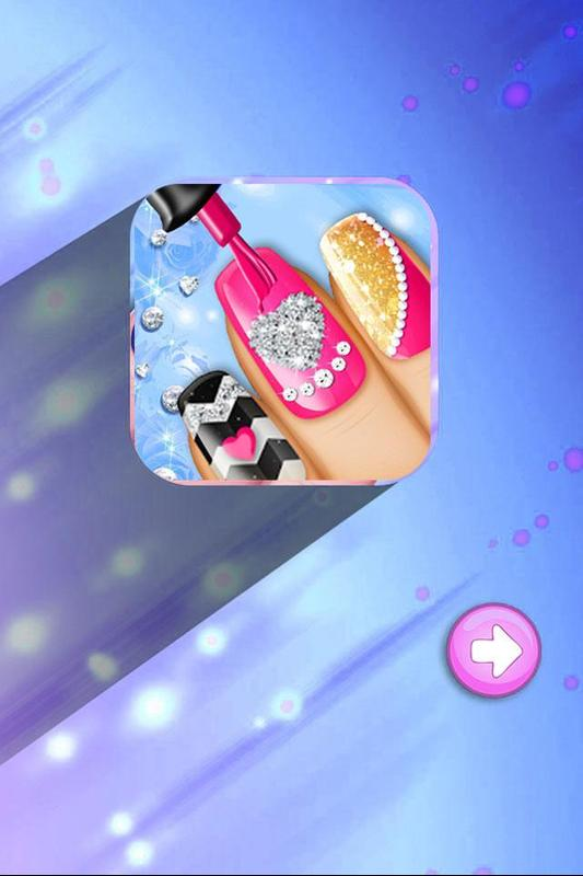 Nail Salon Makeover - Spa & Manicure Girls Games for Android - APK ...