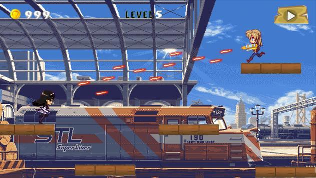 Princess Alia Subway Adventure screenshot 14