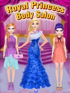 Royal Princess Body Spa- Salon screenshot 14