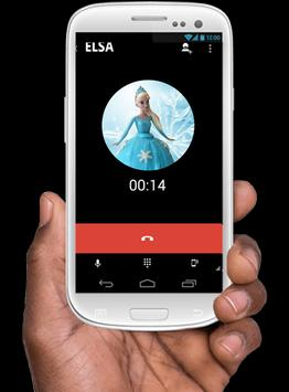 Princess Elsa Call You screenshot 1