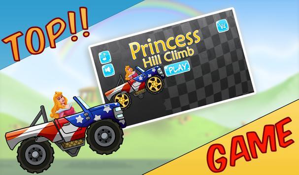 Princess Sofia Hill Climb Adventure apk screenshot