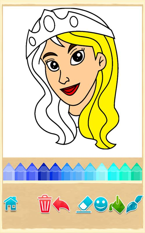 barbie coloring pages apk gallery