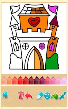 Princess Coloring Game screenshot 19