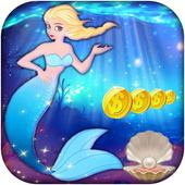 Mermaid princess - the litle ice games icon
