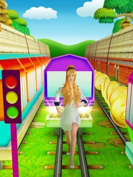 Princess Run apk screenshot