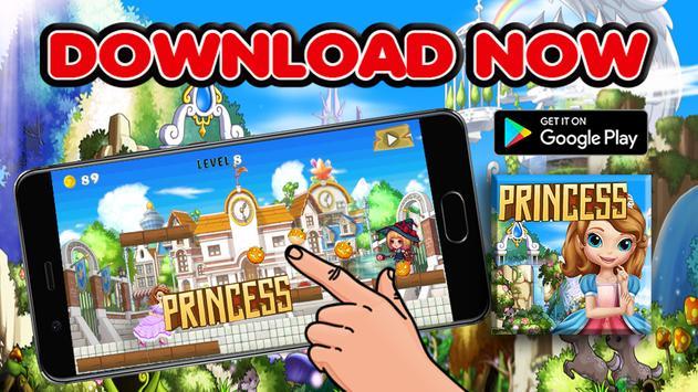 Princess Sofia Magical World Adventure 2017 apk screenshot