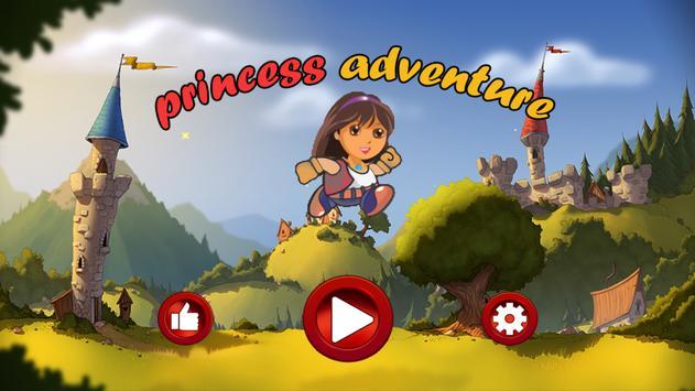 Princess Rescue Adventure poster