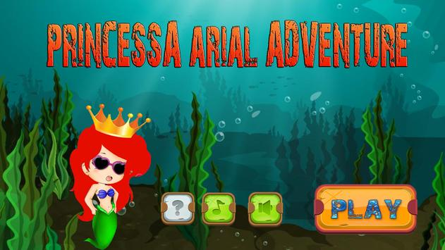 Mermaid Adventure Princess apk screenshot