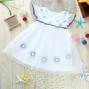Princess Baby Dress Ideas poster