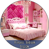Princess Bedroom Design icon