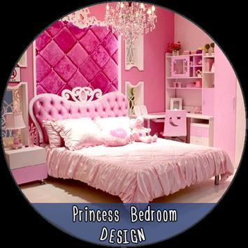 Princess Bedroom Design poster
