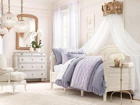 Princess Bedroom Designs screenshot 5