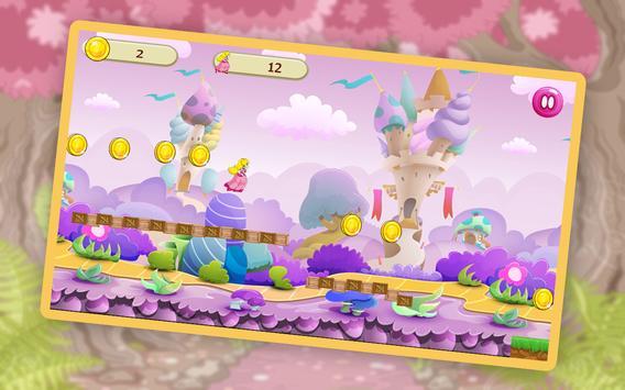 Princess Run to Castle screenshot 1