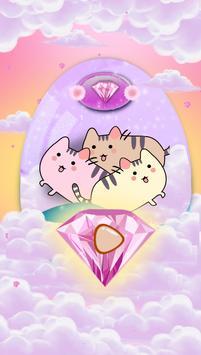 Surprise Eggs Kawaii Princess poster