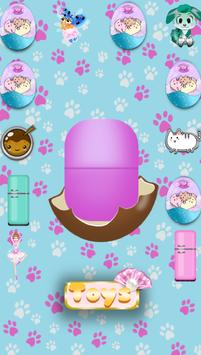 Surprise Eggs Kawaii Princess screenshot 2