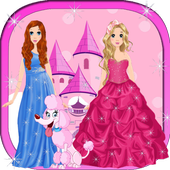 Princess Star Girls icon