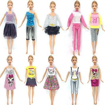 Princess Doll Fashion Ideas poster