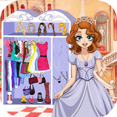 The First Dress Up Princess icon