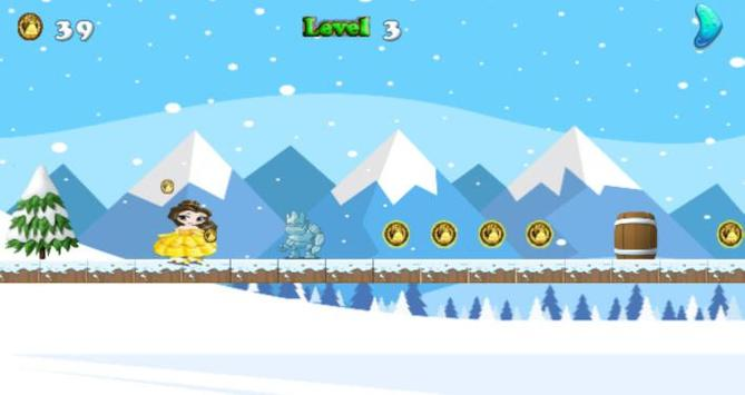 Beauty Princesse Ski screenshot 2