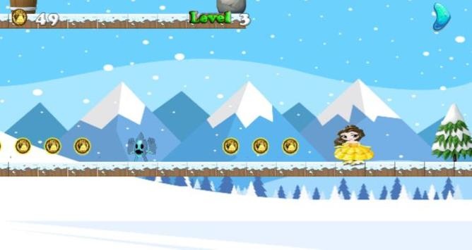 Beauty Princesse Ski screenshot 3