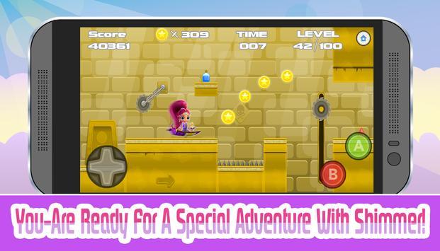 👸Princess Shimmer Аdventure apk screenshot