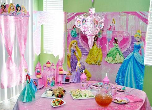 Princess Party Decorations screenshot 5