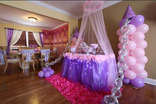 Princess Party Decorations screenshot 1