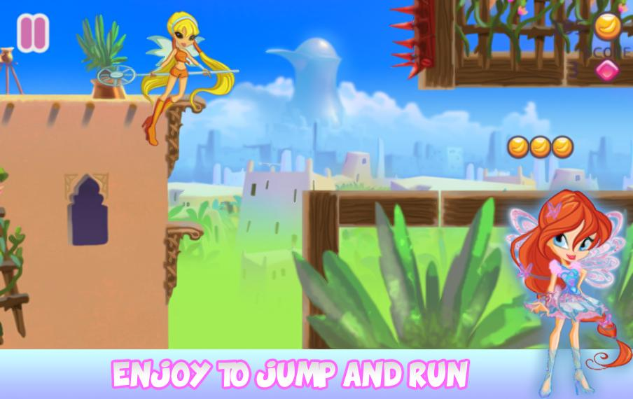 Princess Winx Magic Adventure for Android - APK Download