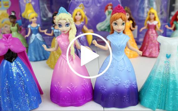 Princess Toys Video Collection screenshot 2
