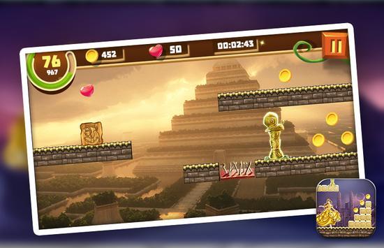 Princess Cinderella Runner apk screenshot