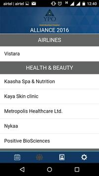 YPO Gold Mumbai Chapter apk screenshot