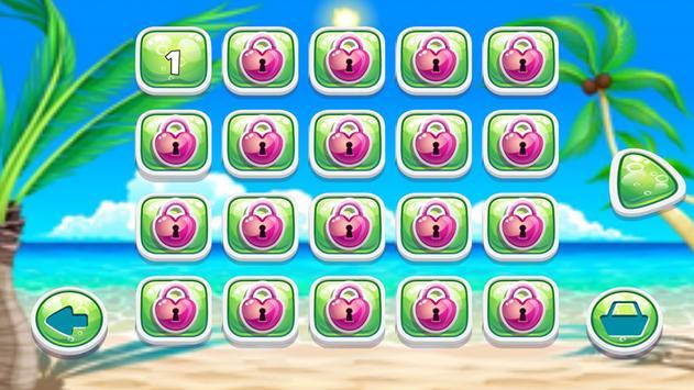 Princess Ariel  adventure game - FREE apk screenshot