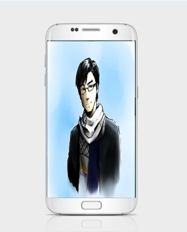 Kartun Pria Sholeh For Android Apk Download