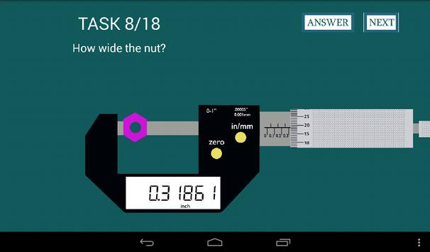 Micrometer Digital screenshot 4