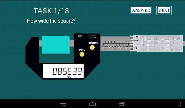 Micrometer Digital screenshot 5