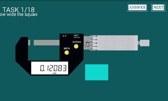 Micrometer Digital poster