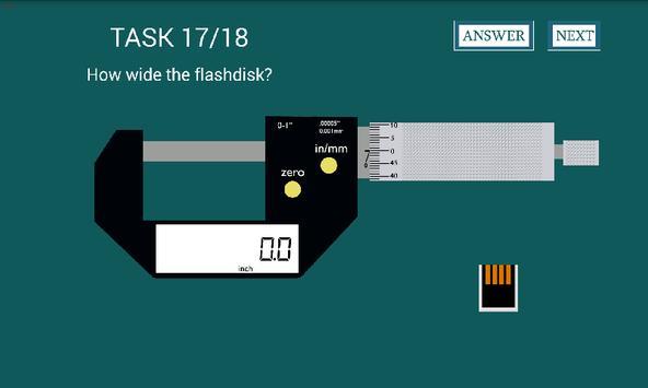 Micrometer Digital apk screenshot