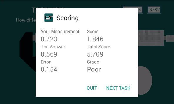 Micrometer Digital screenshot 3