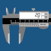 Caliper Digital icon