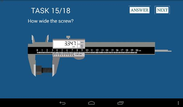 Caliper Digital screenshot 6