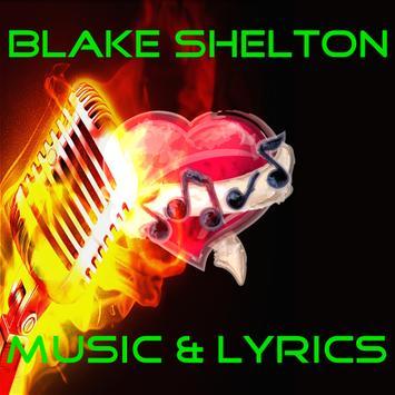 Blake Shelton Lyrics & Music poster